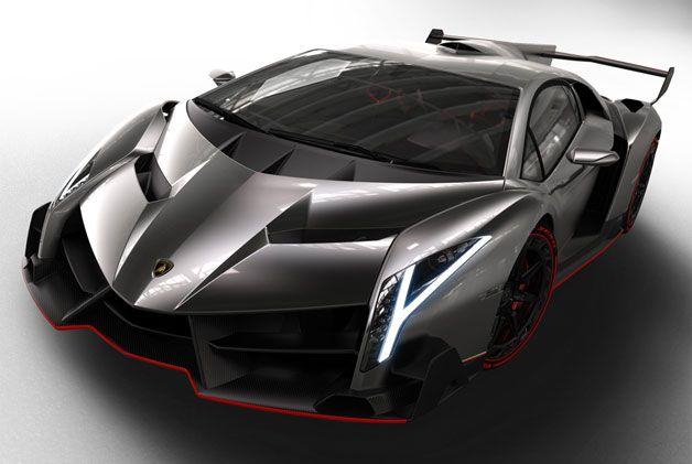Mira lo que es esta nave... Lamborghini Veneno - Taringa!