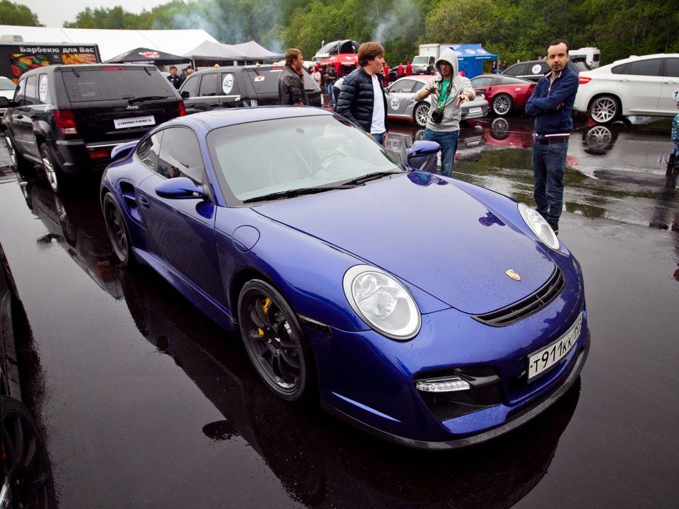 "Protomotive Porsche GT2 VRT1000 ""Blue Demon"""