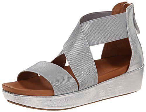 Gentle Souls Platform Sandals