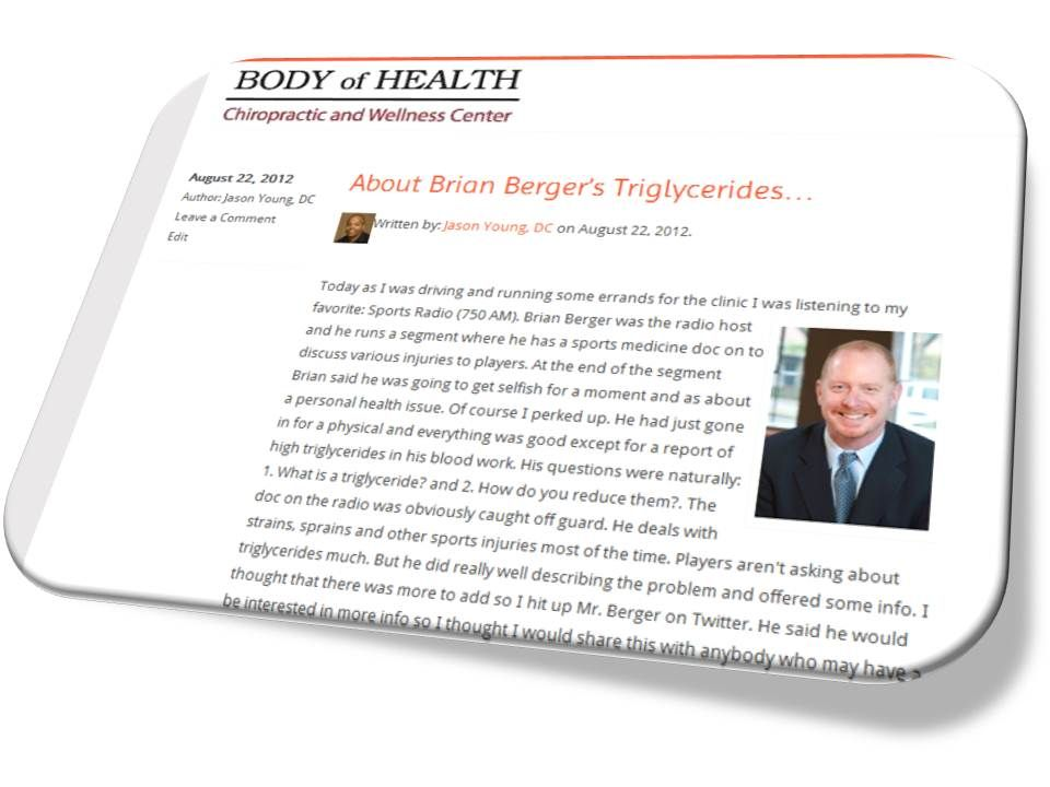 How to Lower Your Triglycerides! (With images