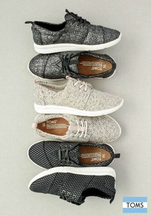 TOMS new arrivals will keep you stylish, comfortable and a helping others all year long.