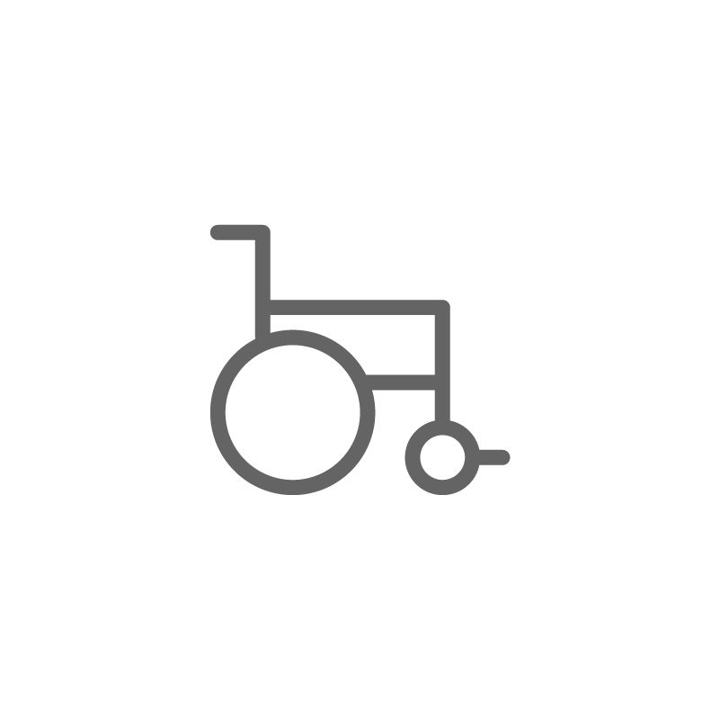 Disabled Handicapped Wheelchair Hospital Icon Download On Iconfinder Hospital Icon Icon Wheelchair