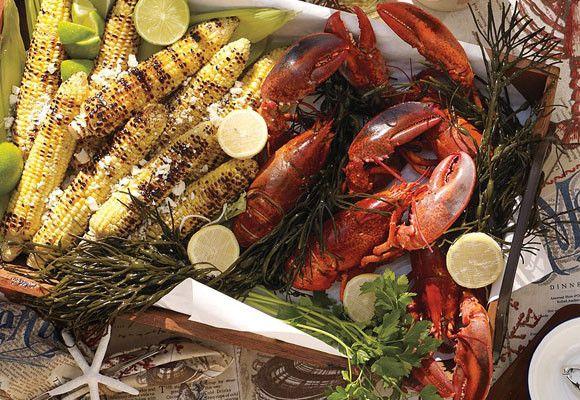 Comprar y cocinar marisco