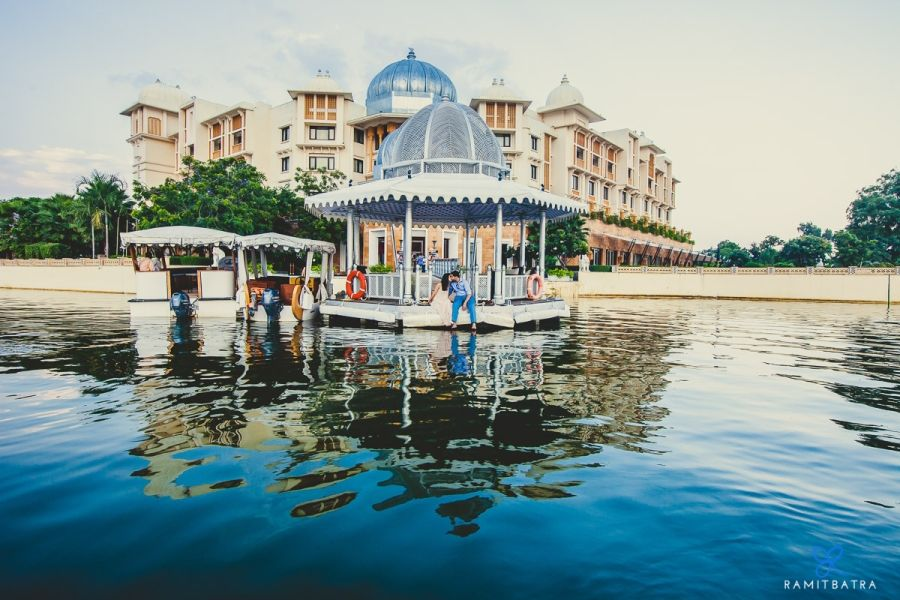 5 Most Popular Places For Destination Wedding In India With