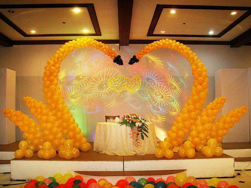 Balloon Arch Ideas Balloons Party Decorations Orange Balloon