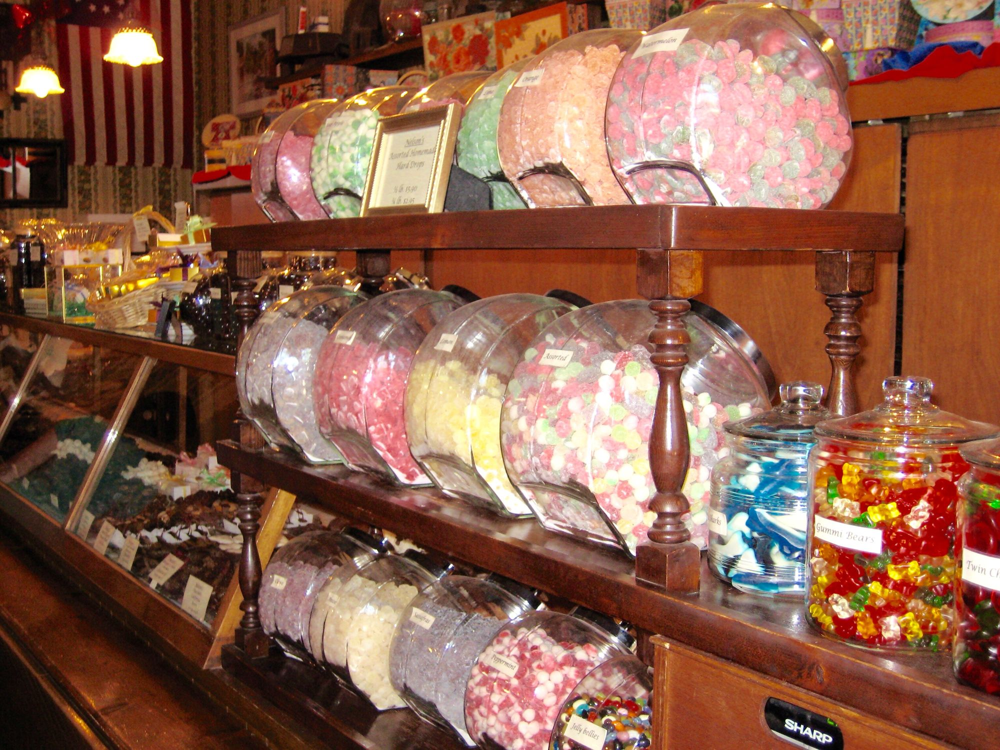 Nelson S Columbia Candy Kitchen In Columbia State Historic Park California Excellent Handmade Candies Handmade Candy Candy Food