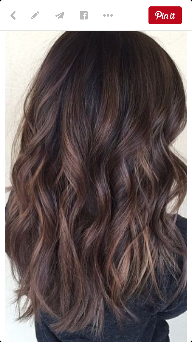 Pin By Abby Cairns On Hair Styles Pinterest Hair Coloring