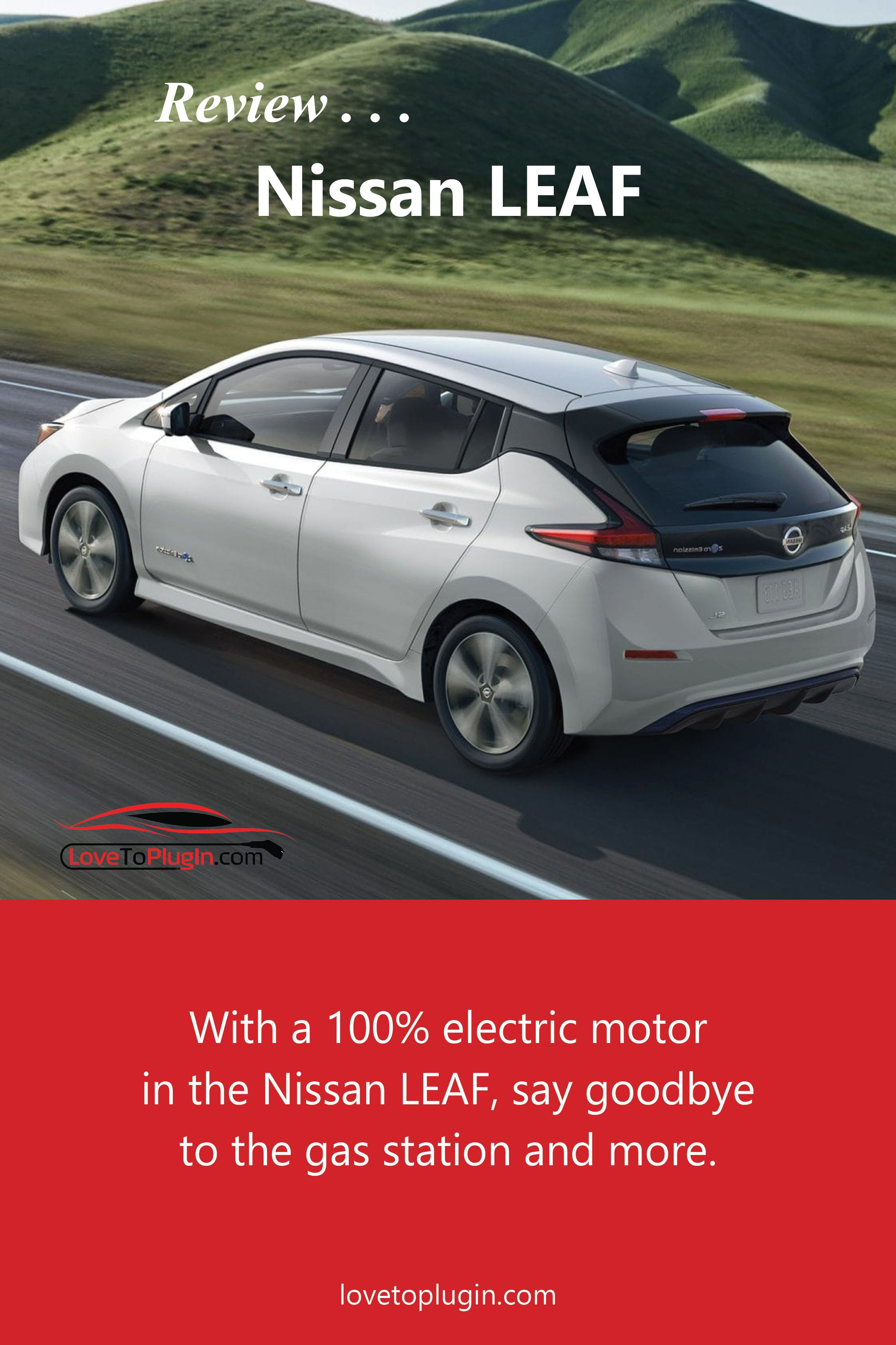 Nissan Leaf Info And Reviews Nissan Leaf Nissan Electric Cars