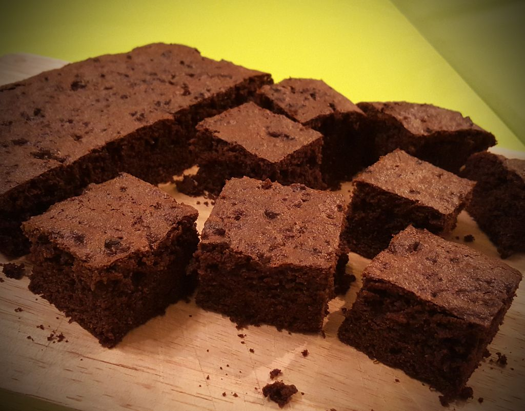 Gluten-free brownies - CookTogether