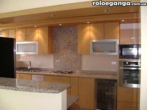 Cocinas empotradas gabinetes de ba o lugares para for Modelos de cocinas pequenas para apartamentos