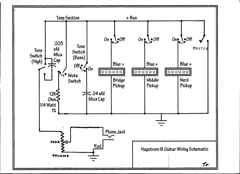 WRG-4669] Hagstrom Wiring Diagram on