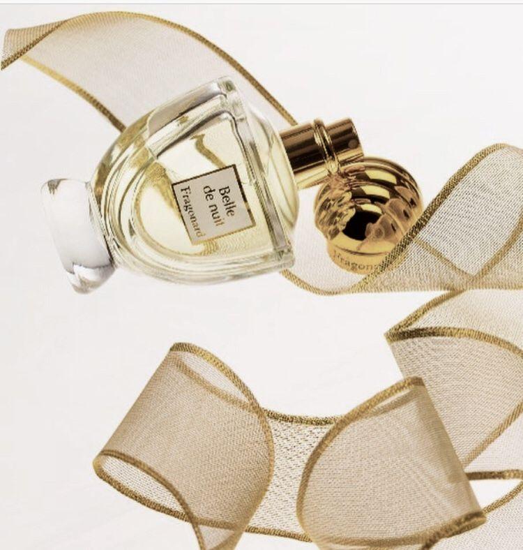 Belle de nuit eau de parfum by fragonard a rich harmony