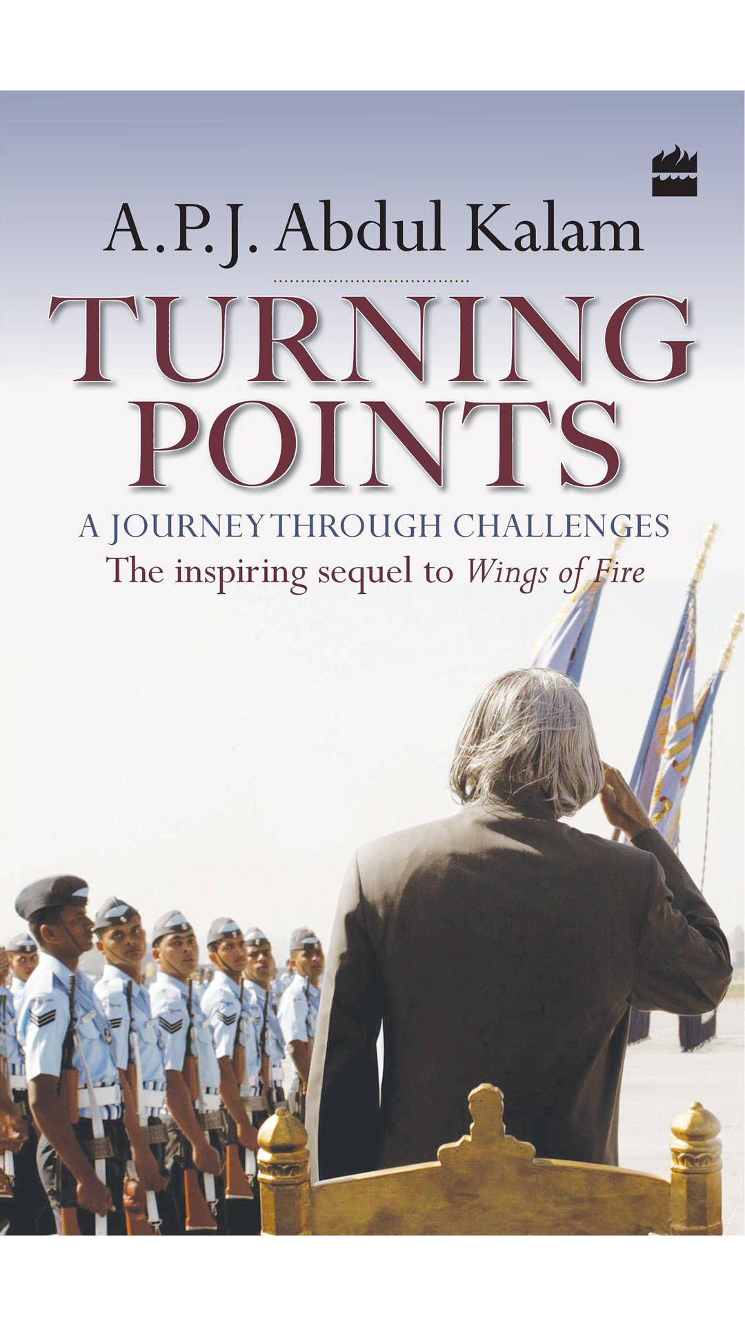 Turning Points Is The Sequel To Wings Of Fire Which Is An