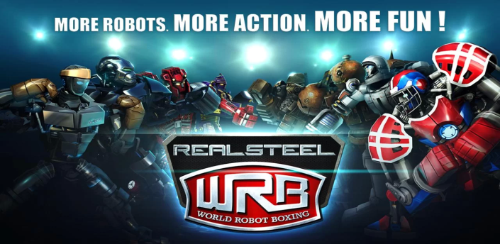 Real Steel World Robot Boxing v3.3.49 Real steel, Best