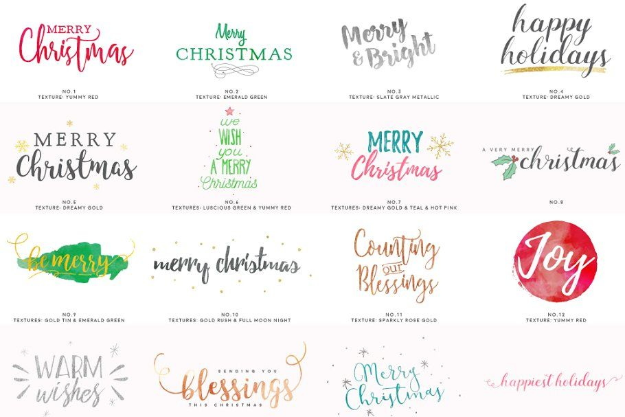 Design Your Own Christmas Cards By 7th Avenue Designs On Creativemarket Design Your Own Christmas Cards This Year With Th Creative Cards Cards Card Templates