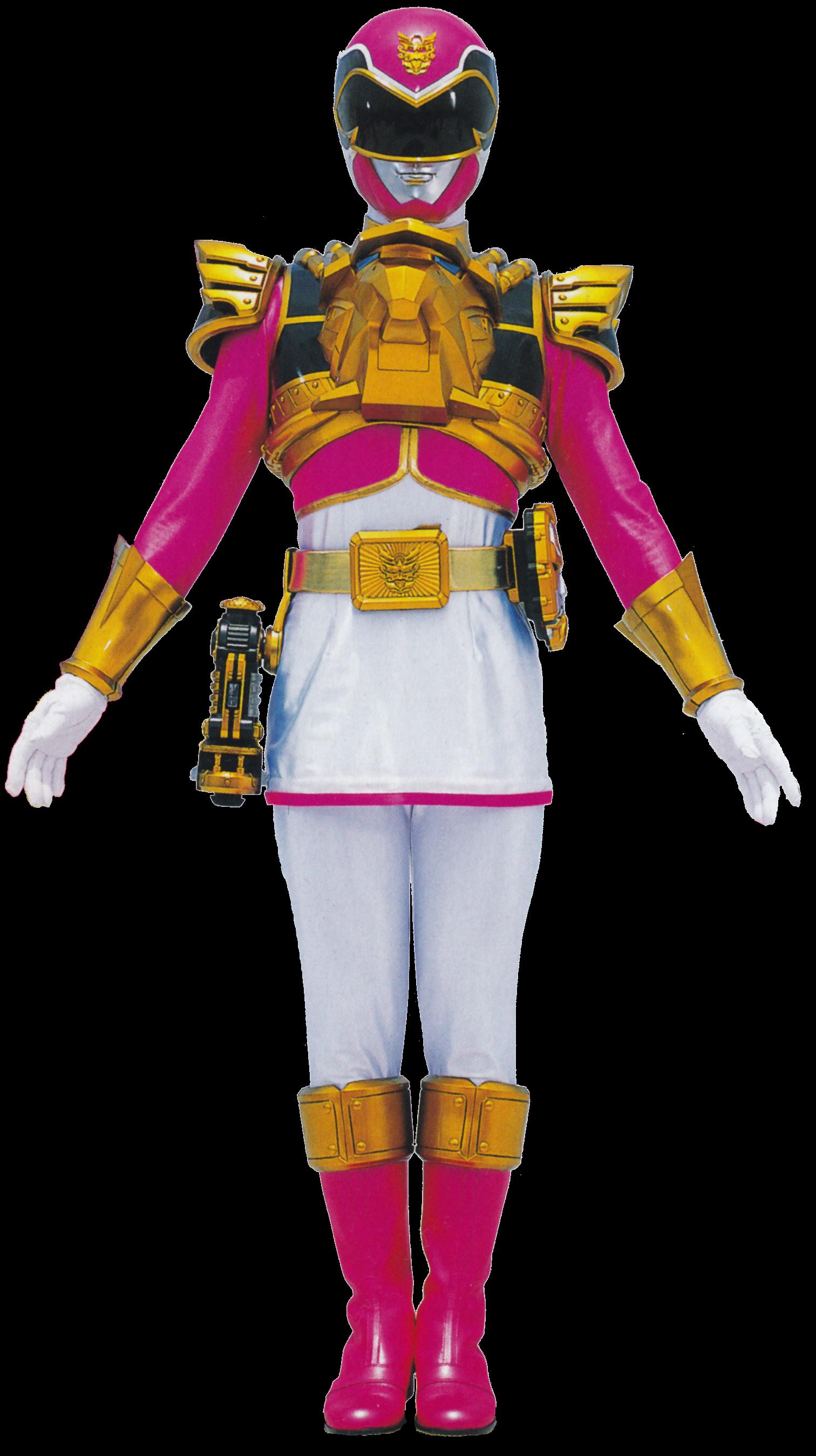 Power Rangers Super Megaforce Navy Ranger Tokusatsu