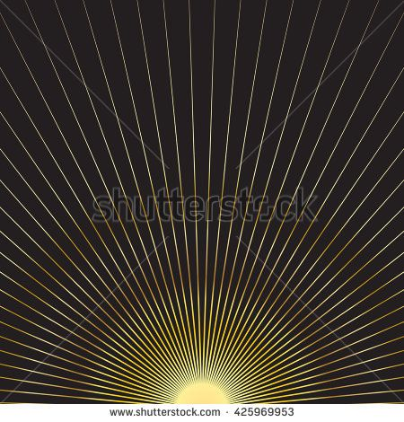gold rays background sunny rays sun beam shapes sunny day rays effect of