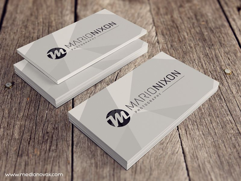 Effective Business Cards Design | Selecting the Correct Font ...
