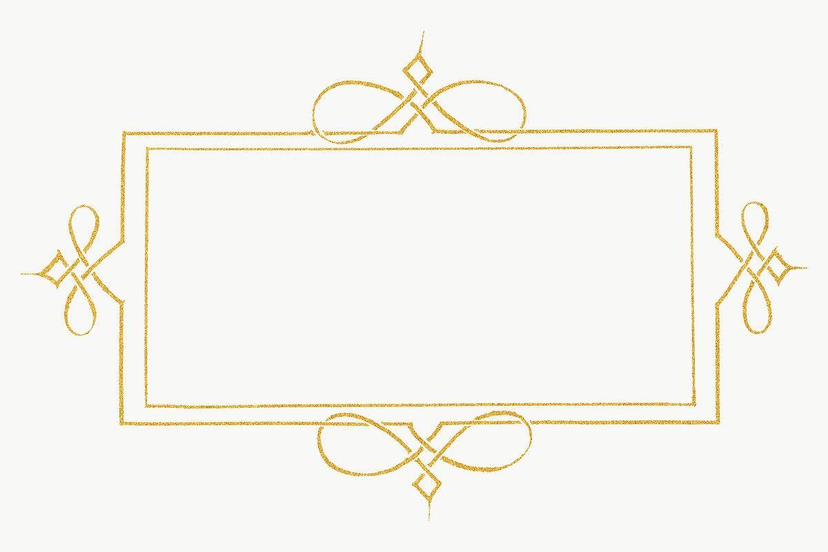 Download Premium Png Of Filigree Victorian Frame Border Png 2635208 Victorian Frame Antique Artwork Antique Frames