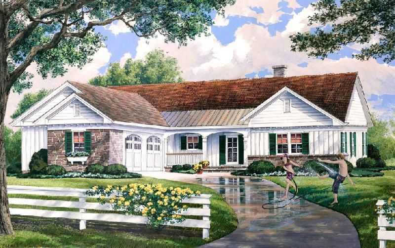 Simple And Nice Stonybrook House Styles House Plans