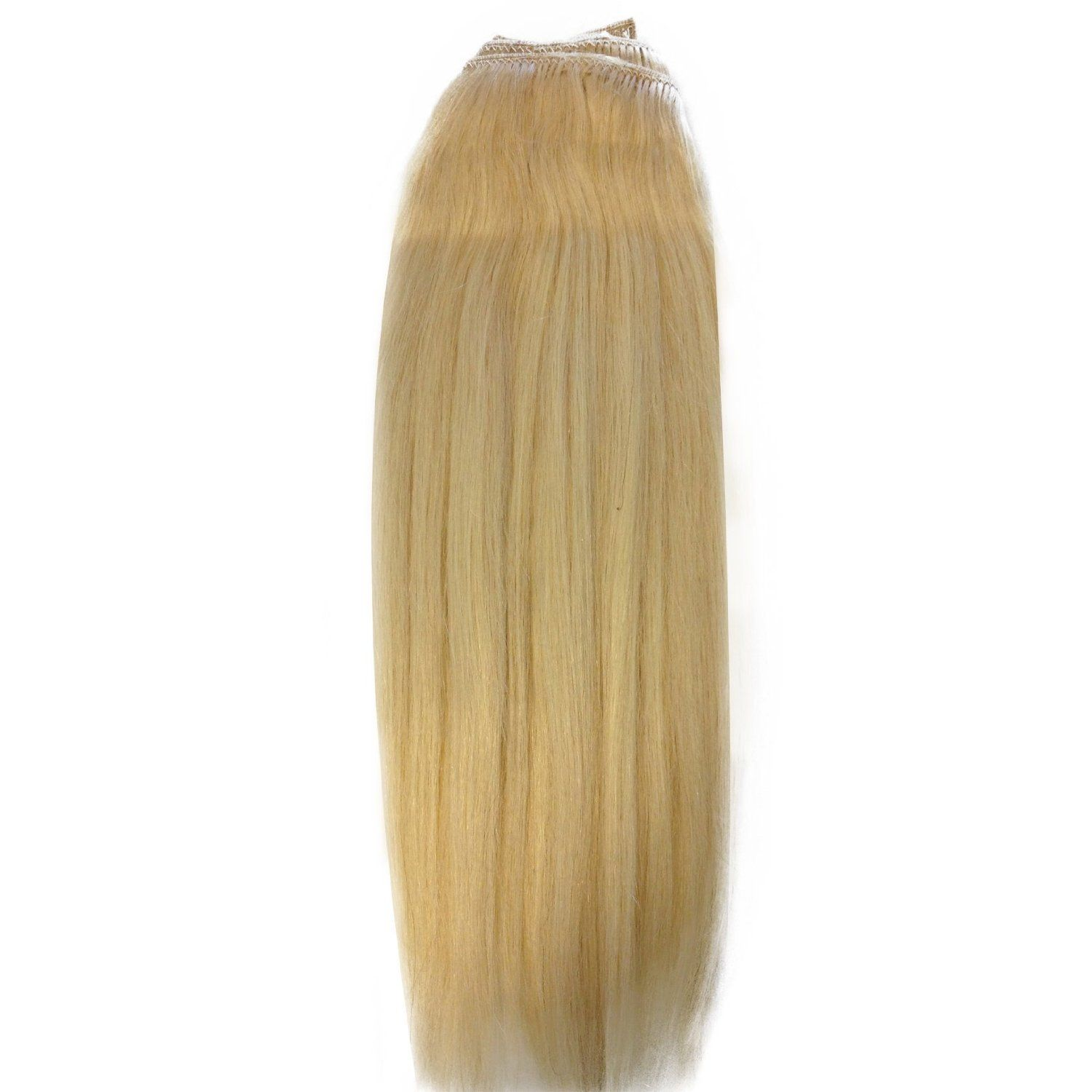 20 inch luxury hair weft and clips diy set to make your own hair 20 inch luxury hair weft and clips diy set to make your own hair extensions pmusecretfo Choice Image