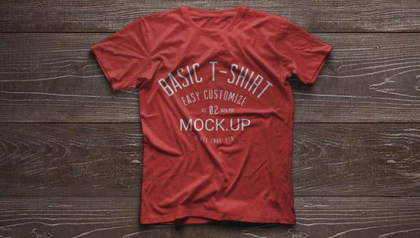 Download Free 40 Best T Shirt Mockup Psd Templates Freebies Graphic Design Junction