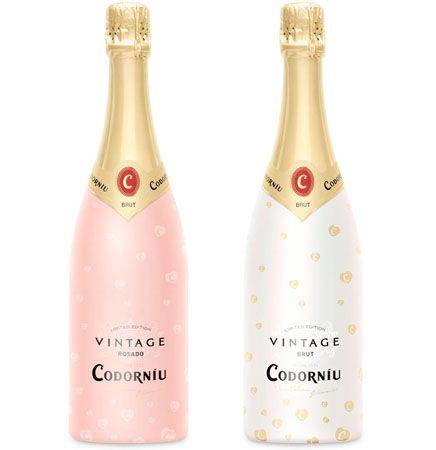 Valentine S Day Sparkling Wine Shrink Sleeves Bottle Design