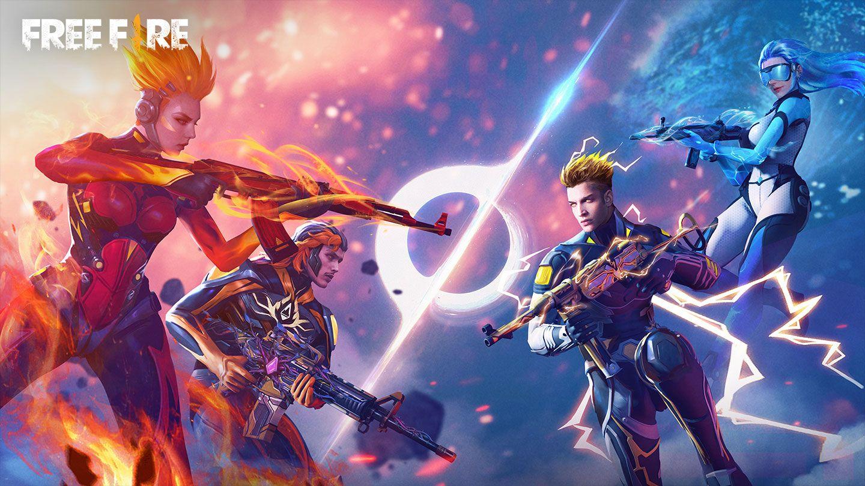 Garena Free Fire é um jogo eletrônico mobile de ação