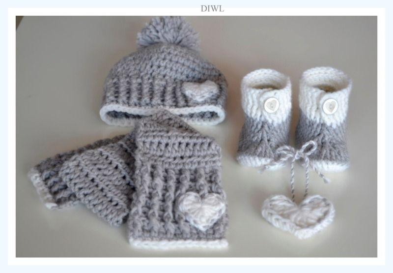 ❤ Baby Winter Set \