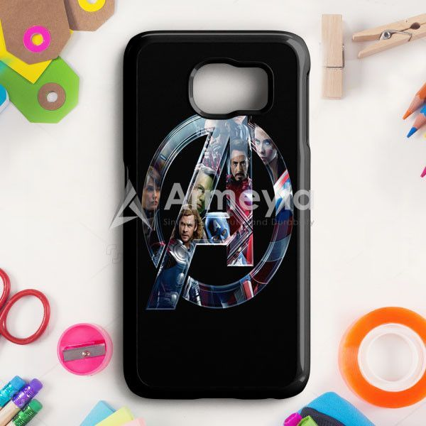 avengers phone case samsung galaxy s6 edge
