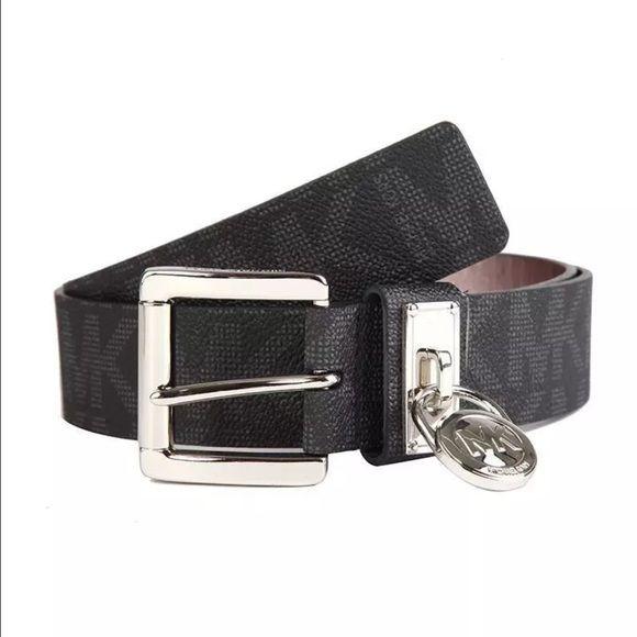 New Michael Kors Black Women Belt size S/M/L/XL New Michael Kors Women Belt  Color: Black Size: L Michael Kors Accessories Belts