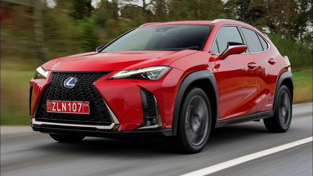 2019 Lexus UX [US] Overview Lexus, Hybrid car, New cars