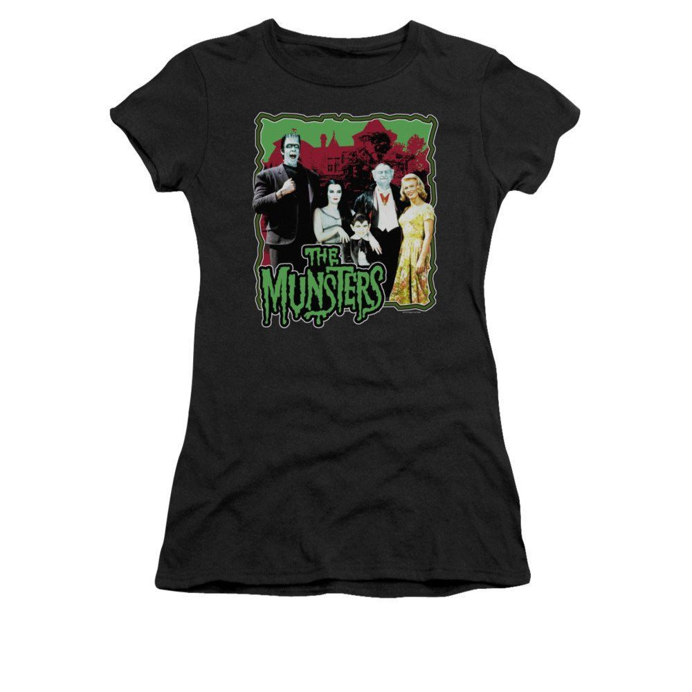 Munsters - Normal Family Junior T-Shirt