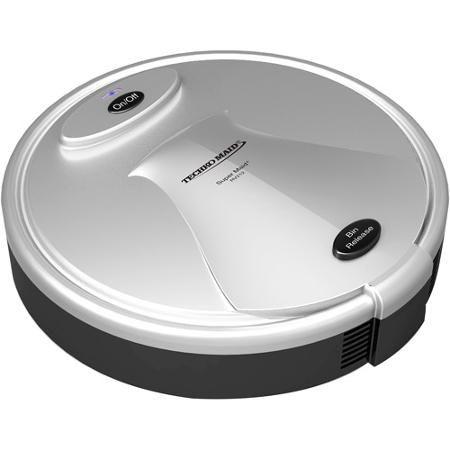Techko Maid Robotic Vacuum, White, RV212