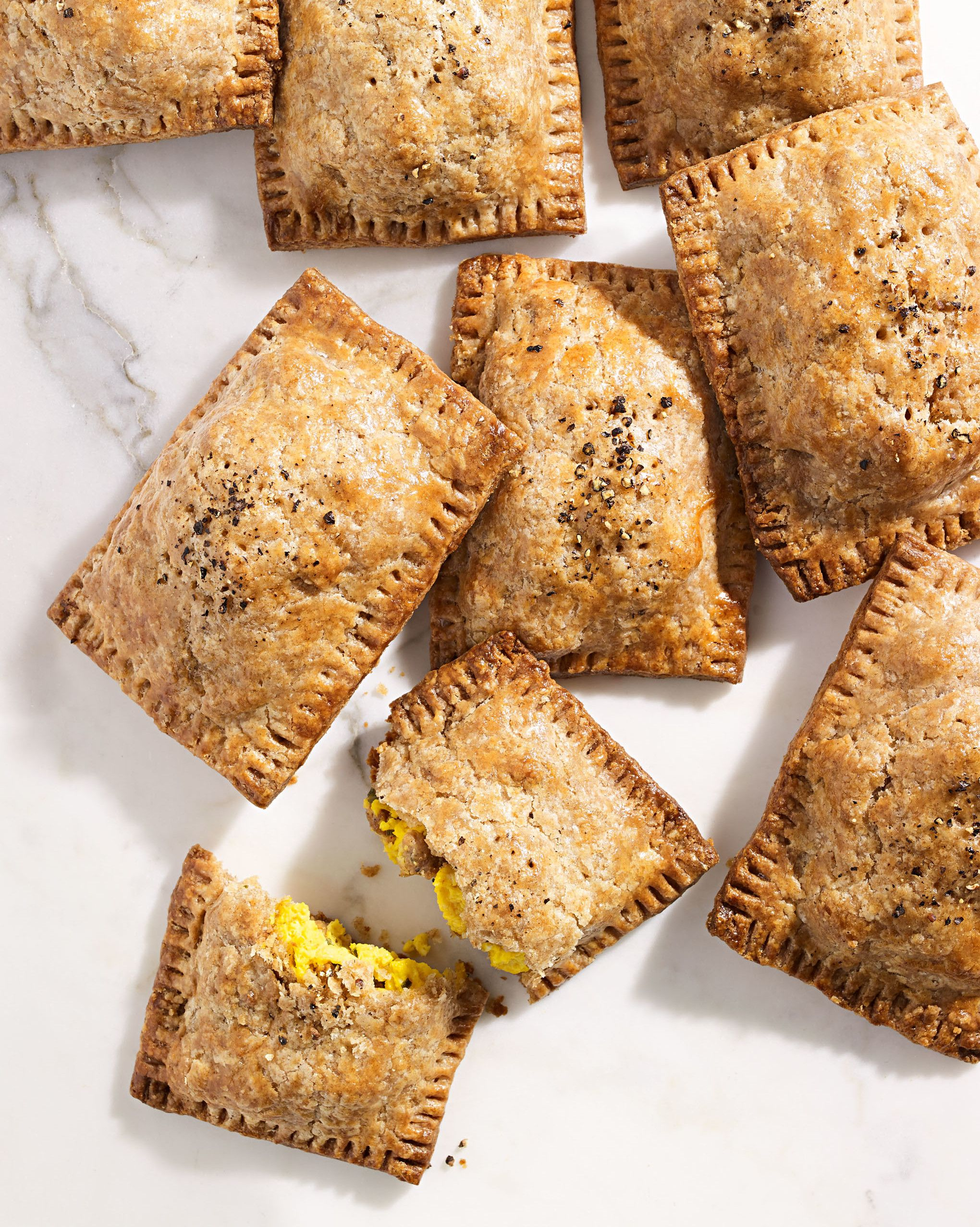 Our Savory Pop Tarts Will Win Over Any Brunch Crowd