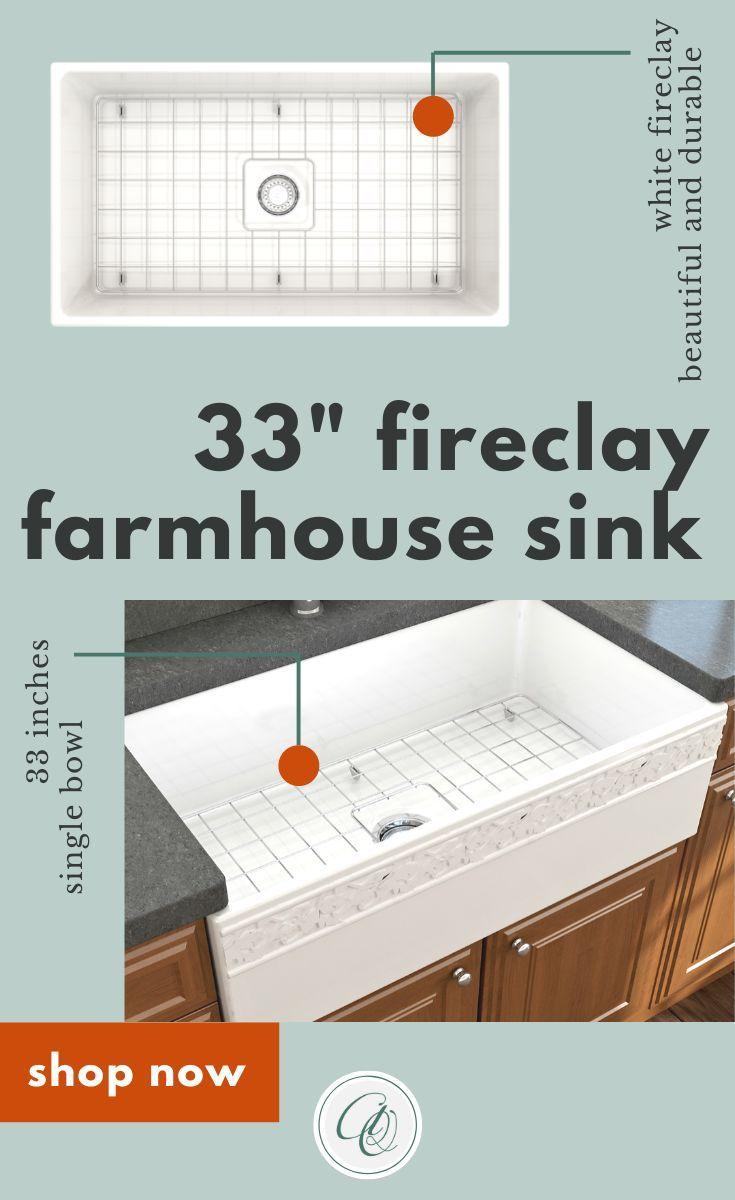 Pin On Black And White Farmhouse Kitchen Farmhouse Sink