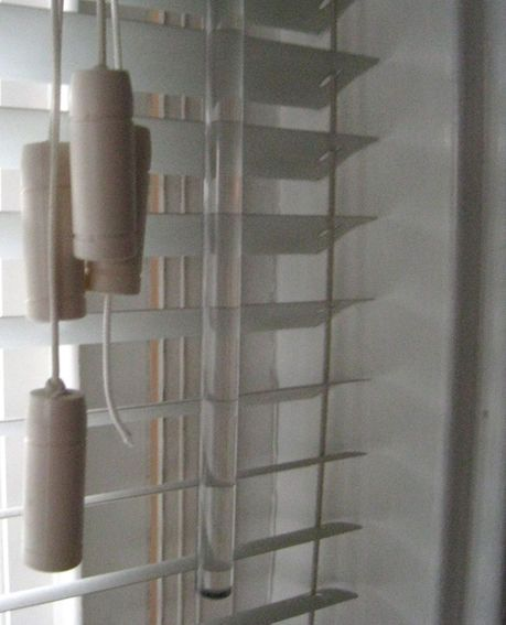Restring Blinds How To Fix Blinds Wooden Blinds How To Make Blinds