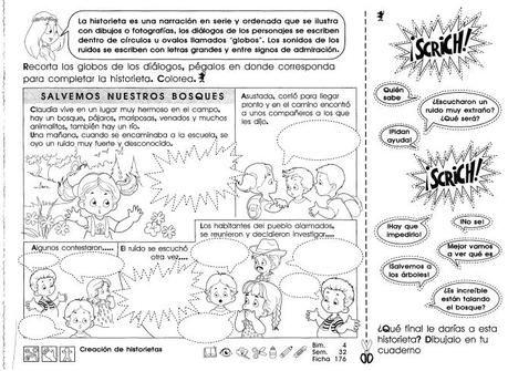Creación de historietas: 5to grado | Grado, Lenguaje y Círculos