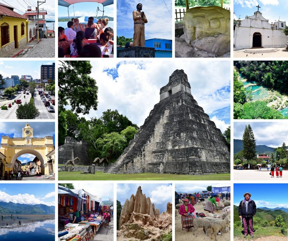 Best Places In Our Country: Top 15 Places To Visit In Guatemala On A Budget
