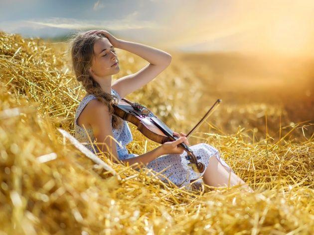 Фотосессия со скрипкой ищу работу для девушки в спб