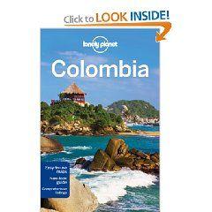Lonley Planet Colombia