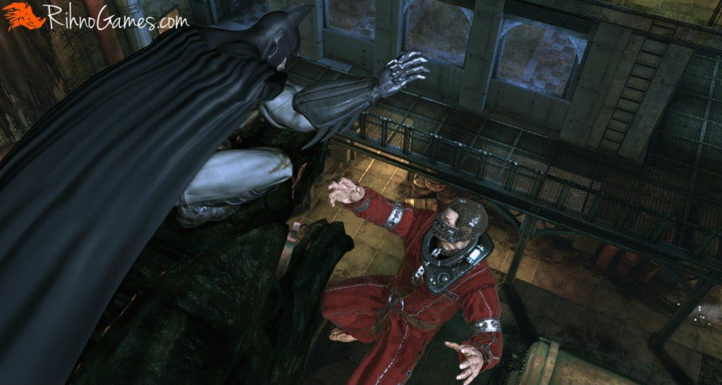 Batman Arkham Asylum Download Free Full Game For Pc With Images