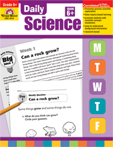 Daily Science, Grade 6 - Teacher's Edition, Print | Science