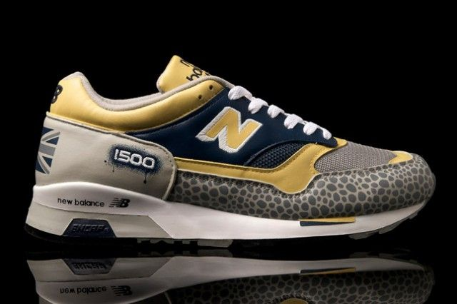 BENJI BLUNT x NEW BALANCE UK 1500 (CUSTOM)