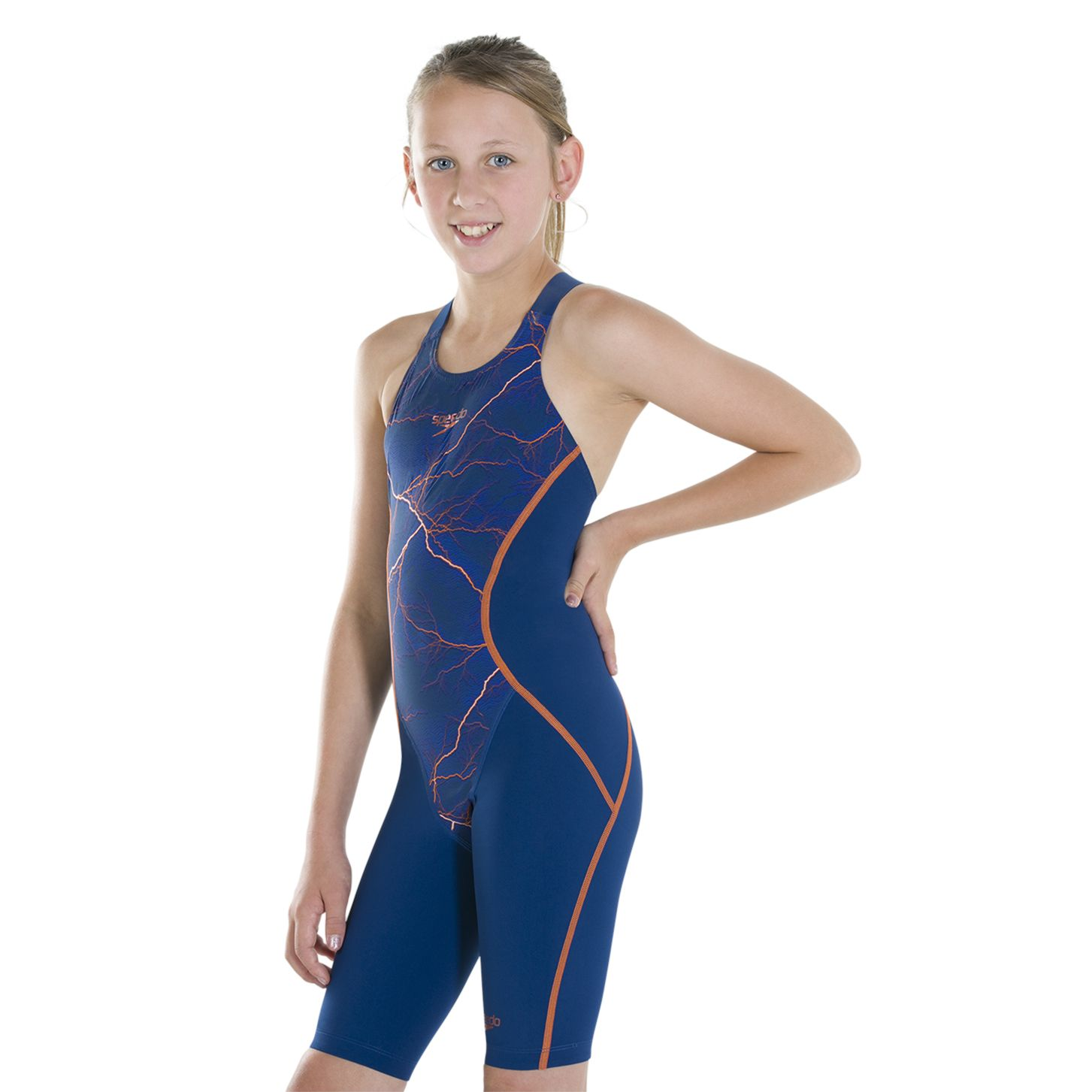 Fastskin Junior LZR Racer X Kneeskin - Speedo - Competition Swimwear -  COMPETITION
