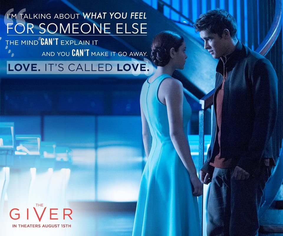 The Giver Quote By Jonas Giver Quotes The Giver Good Movies