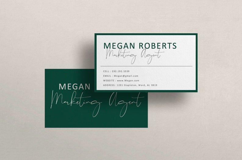 Business Card Templates Modern Business Cards Custom Business Cards Business Card Design