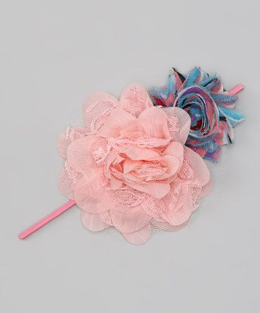 Take a look at this Pink Rainbow Skinny Headband on zulily today!