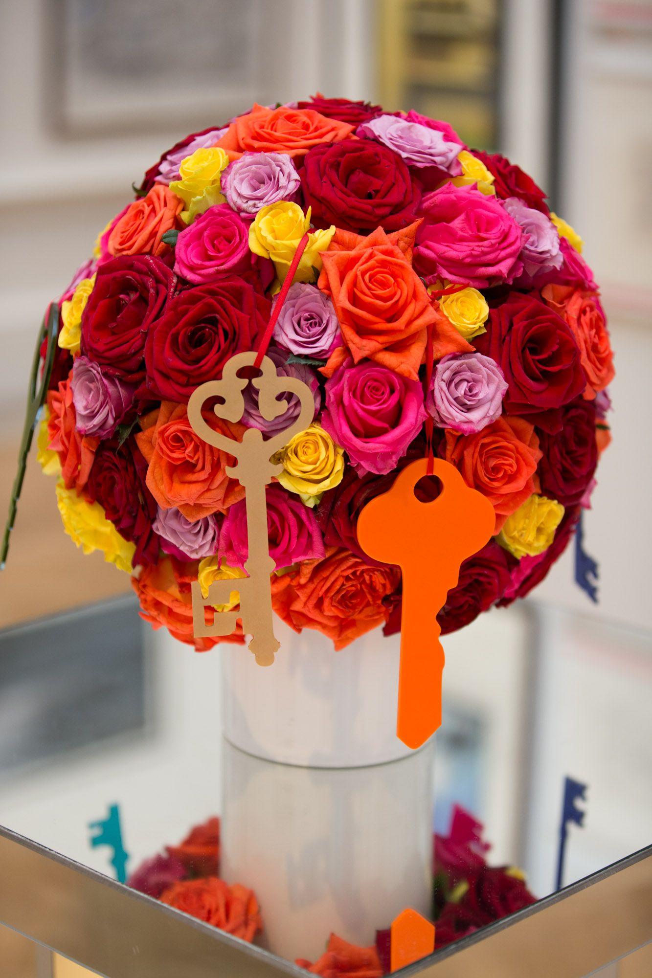 21st Birthday Flowers By Simon J Lycett Flowers Pinterest 21st