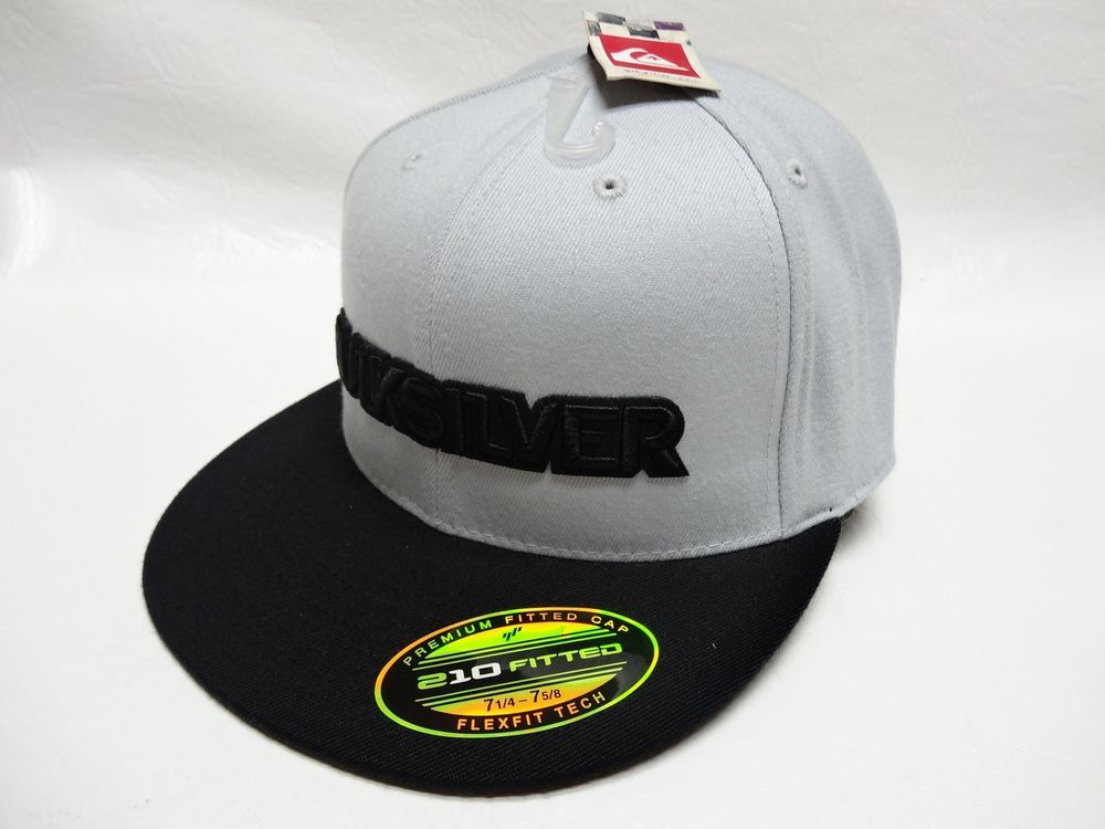 mens surf baseball caps hats womens skate dirty bird fitted heather grey cap hat new